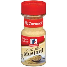 McCormick Ground Mustard, 1.75 Oz