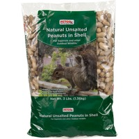 Petco Natural Unsalted Peanuts In Shell