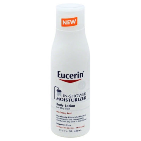 Eucerin In-Shower Moisturizer Body Lotion