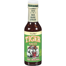 Try Me The Original Tiger Sauce