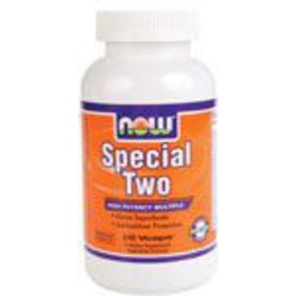 Now Special Two Multiple Vitamin Vegetarian Capsules