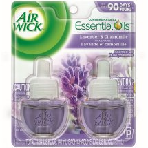 Air Wick Plugins Lavender and Chamomile, 0.67 oz. (Pack of 2)