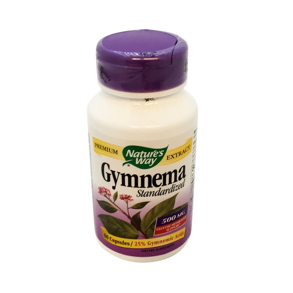Nature's Way Gymnema Standardized Capsules
