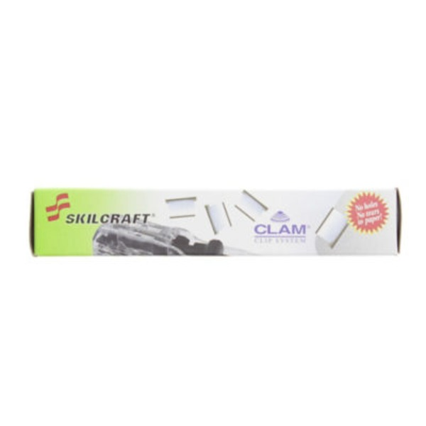 Skilcraft Clam Clip Dispenser