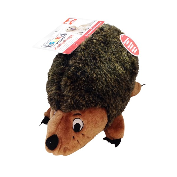 Plush Puppies Harley The Hedgehog Ii Jumbo Deluxe Crazies Dog Toy