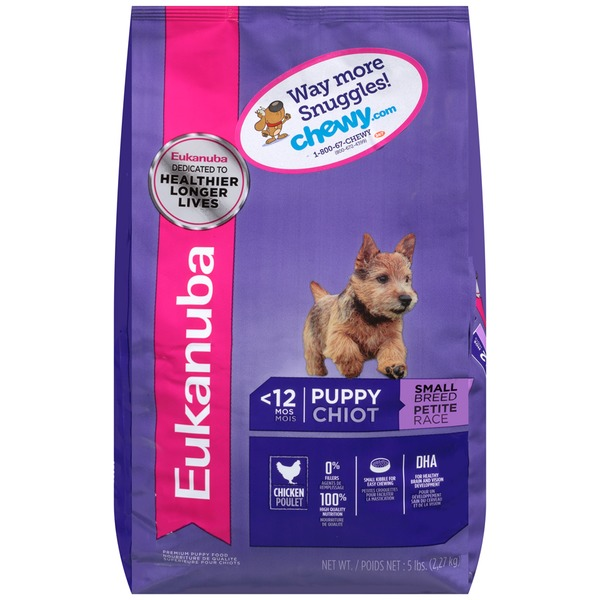 Eukanuba Puppy Early Advantage Small Breed Puppy Food