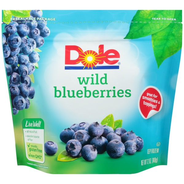 Dole Wild Blueberries