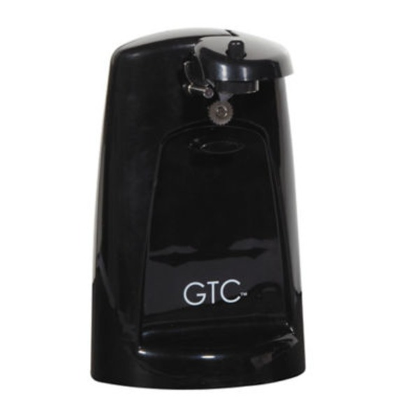 GTC Black Electric Can Opener