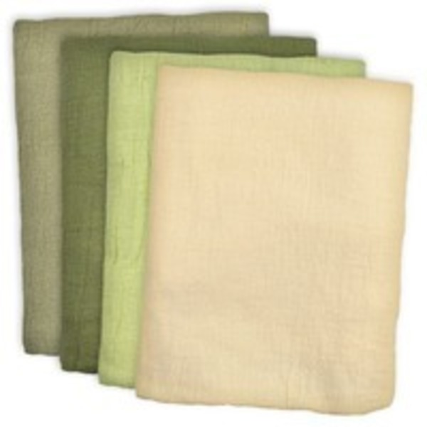DII Natural Utility Flour Sack Towel Set