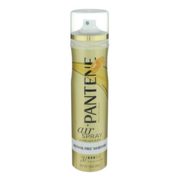 Pantene Styling Pantene Pro-V Airspray Strong Hold Hair Spray 7 oz  Female Hair Care