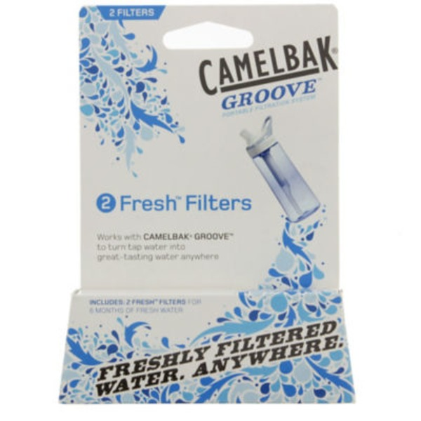Camelbak Groove Replacement Filters 2 Pack