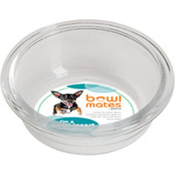 Bowlmates By Petco X Small Glass Bowl