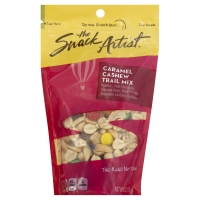 The Snack Artist Caramel Cashew Mix