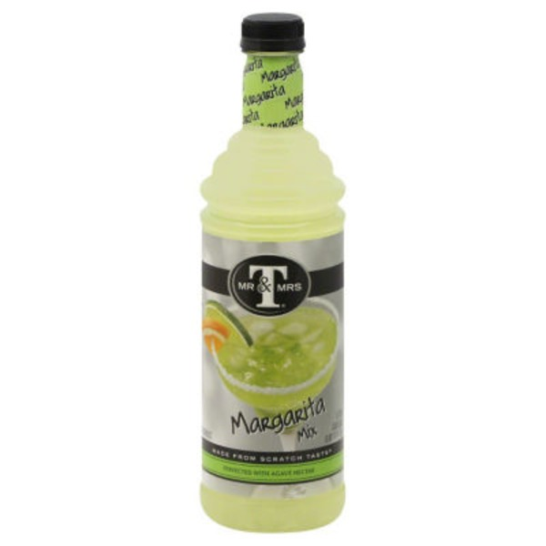Mr & Mrs T Original Margarita Drink Mix