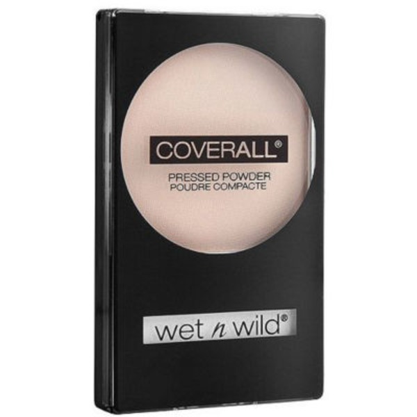 Wet n' Wild Coverall Pressed Powder 823B Light