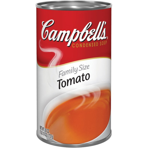 Campbell's Tomato Family Size Condensed Soup
