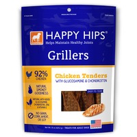 Dogswell Happy Hips Grillers Chicken Tenders Dog Treats