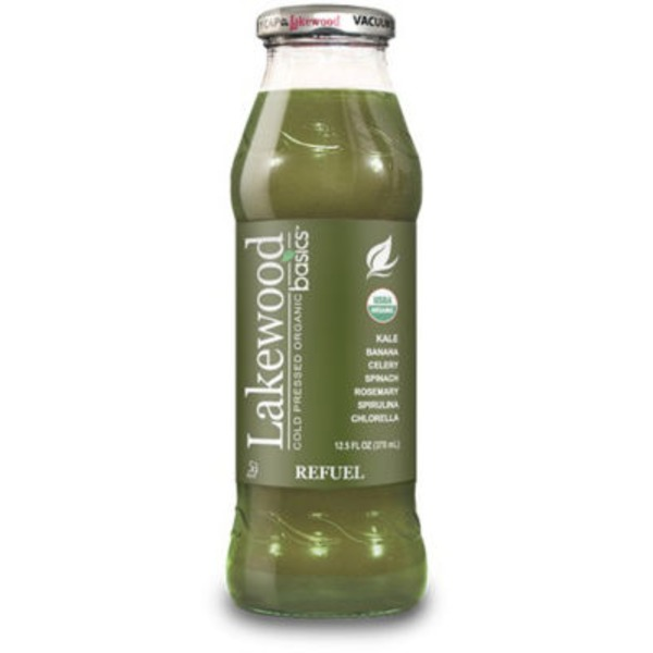 Lakewood 100% Juice, Refuel