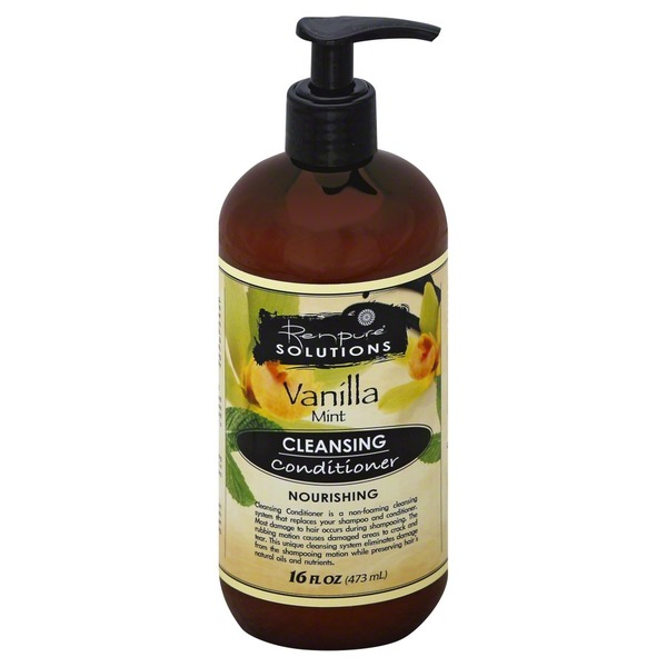 Renpure Solutions Vanilla Mint Cleansing Conditioner
