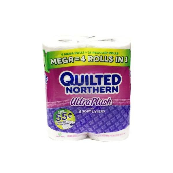 Quilted Northern Ultra Plush Bathroom Tissue
