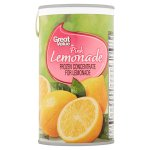 Great Value Pink Lemonade, 12 fl oz