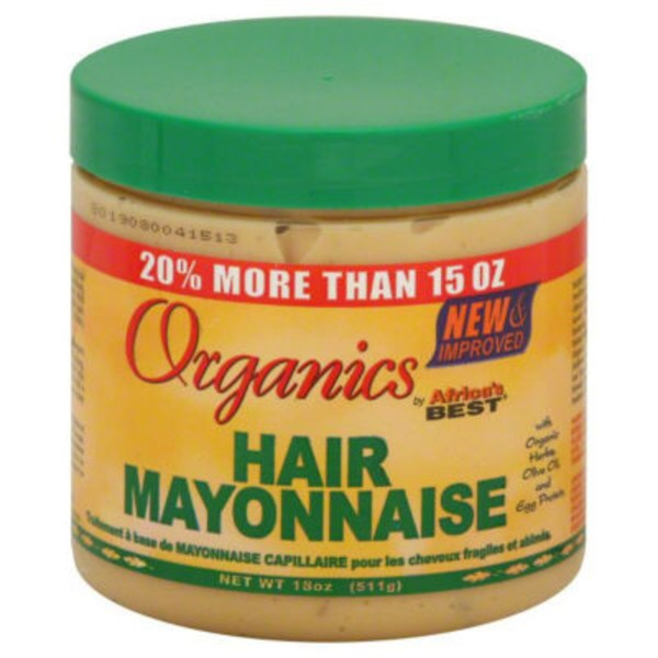 Lov Organics Hair Mayonnaise