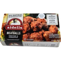 Aidells Teriyaki & Pineapple Chicken Meatballs