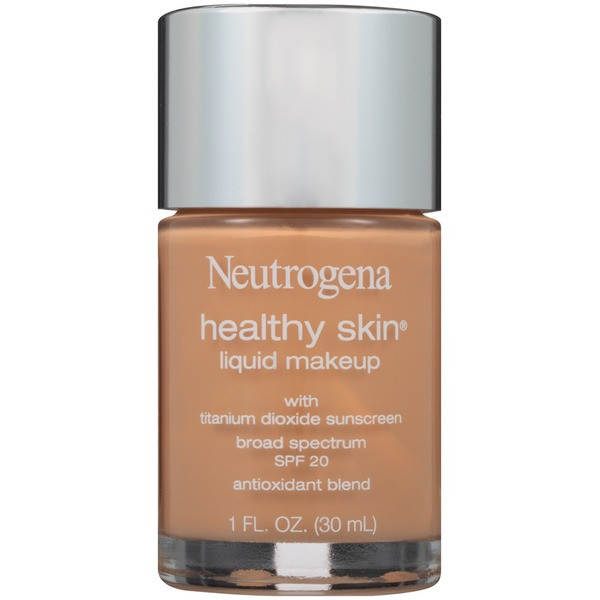 Neutrogena® Healthy Skin® Liquid Makeup Caramel 105 Foundation