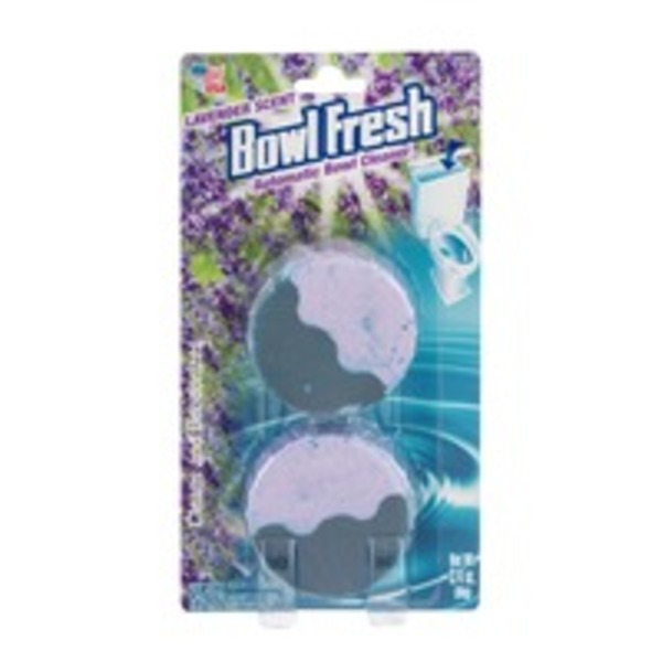 Bowl Fresh Automatic Bowl Cleaner Lavender Scent - 2 CT