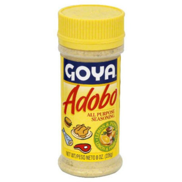 Goya Adobo All Purpose Lemon & Pepper Seasoning
