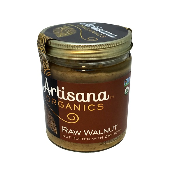 Artisana Walnut Butter, with Cashews, Raw