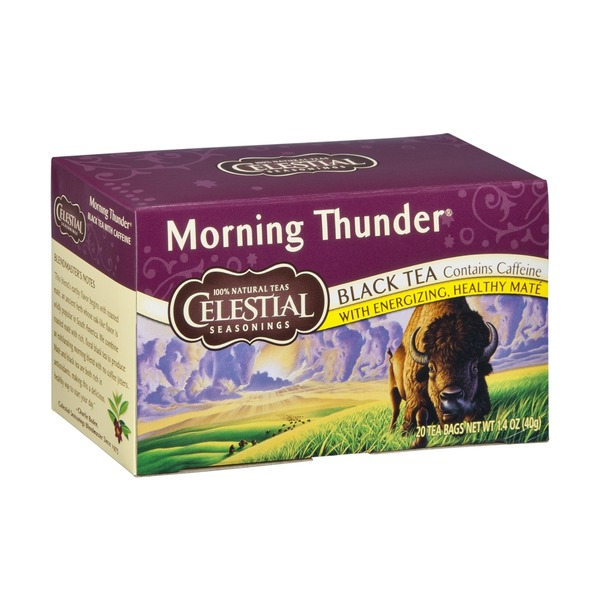 Celestial Bakers Morning Thunder Black Tea