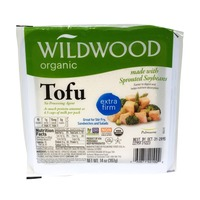 Wildwood Organic Extra Firm Sprouted Soybean Tofu