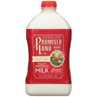 Promised Land Vitamin D Homogenized Milk