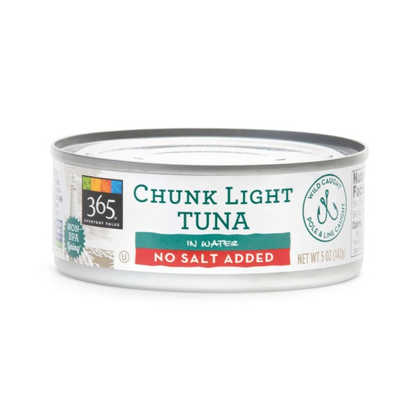 365 Chunk Light Tuna
