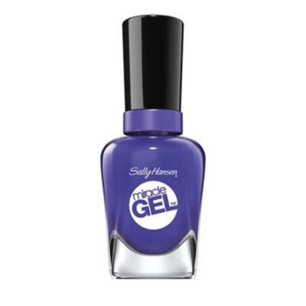 Sally Hansen Miracle Gel Nail Color 880 Punk Ish Purple