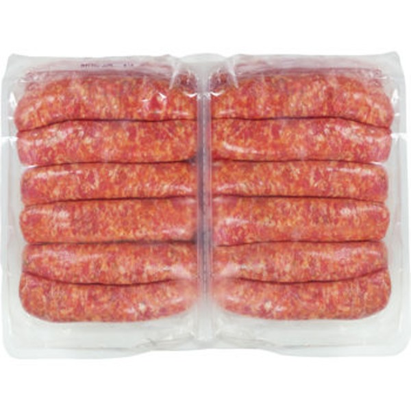 Hot Italian Sausage Saddle Pack