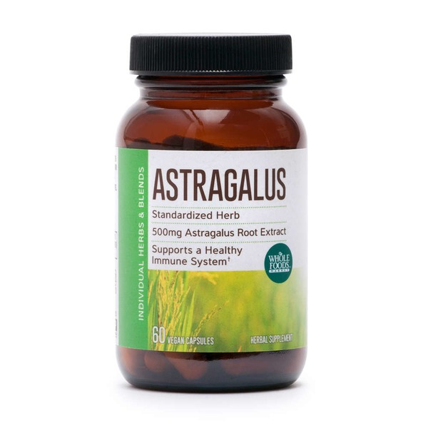 Whole Foods Market Astragalus
