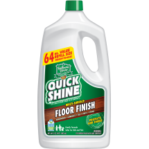 Quick Shine Floor Finish 64 floz