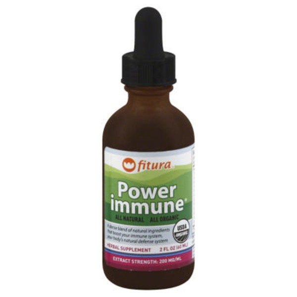 Fitura Organic Power Immune