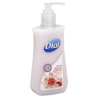 Dial Hand Soap, with Moisturizer, Cherry Blossom & Almond