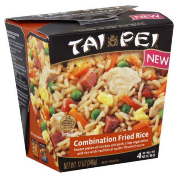 Tai Pei Combination Fried Rice