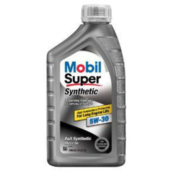 Mobil Super 5W-30 Synthetic Motor Oil