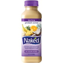 Naked® Juice Protein Zone® Juice Smoothie 15.2 oz. Bottle