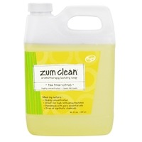 Zum Clean Tea Tree-Citrus Aromatherapy Laundry Soap