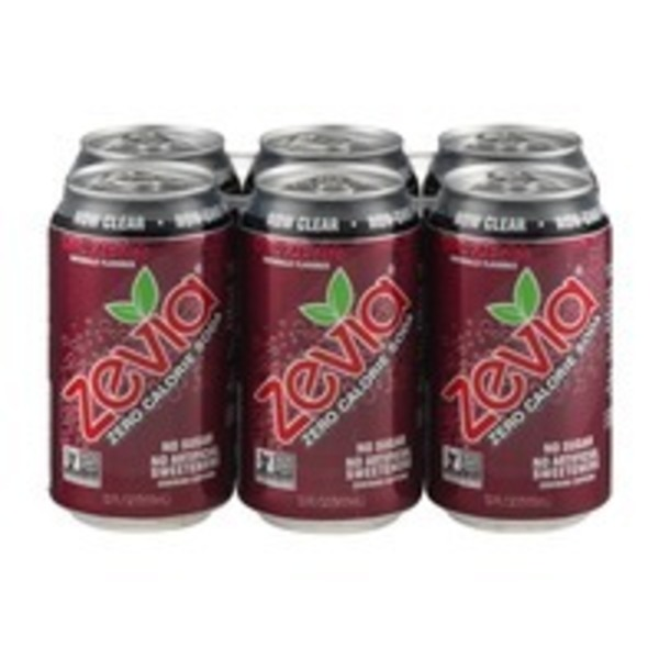 Zevia Natural Dr.
