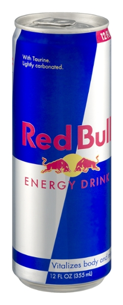 Red bull energy 12oz