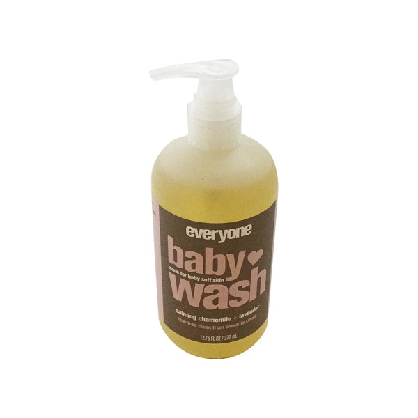 EveryOne Chamomile Lavender Baby Wash
