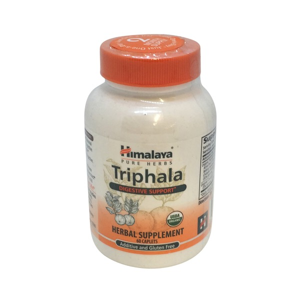 Himalaya Pure Herbs Triphala Digestive Support