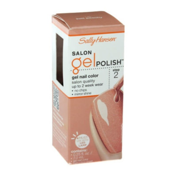 Sally Hansen Gel Nail Polish Multiple Colors